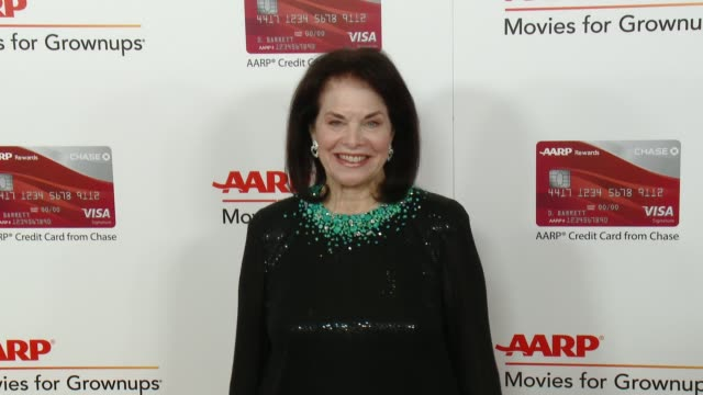 Sherry Lansing at AARP's 16th Annual Movies for Grownups Awards in Los Angeles CA
