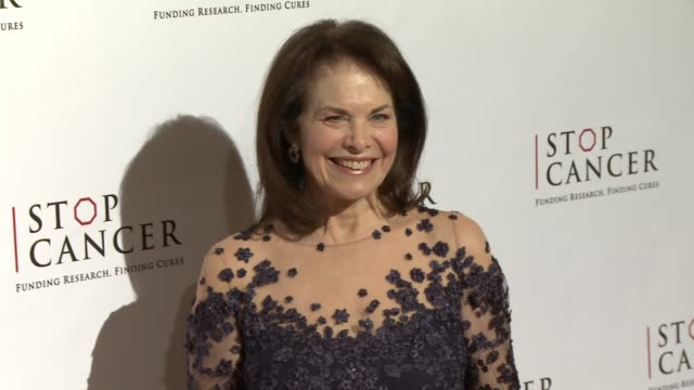 Sherry Lansing at Stop Cancer Annual Gala Honoring Lori And Michael Milken at The Beverly Hilton Hotel on November 23 2014 in Beverly Hills California