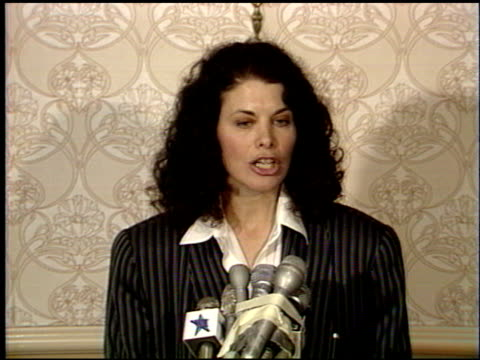 Sherry Lansing at the 1988 Academy Awards Luncheon at the Beverly Hilton in Beverly Hills California on March 29 1988