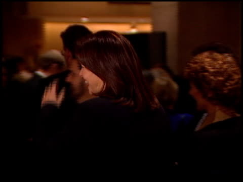 stockvideo's en b-roll-footage met sherry lansing at the 1998 producers guild of america awards at the beverly hilton in beverly hills california on march 3 1998 - producers guild of america