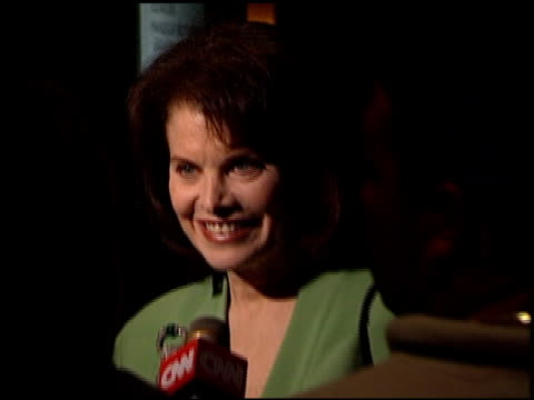 Sherry Lansing at the 2000 Producers Guild of America Awards at Century Plaza in Century City California on March 3 2000