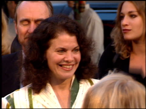 sherry lansing at the 'beverly hills cop 3' premiere at grauman's chinese theatre in hollywood california on may 22 1994 - mann theaters video stock e b–roll