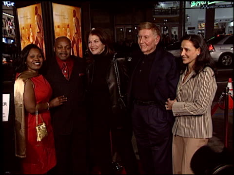 Sherry Lansing at the Coach Carter Premiere at Grauman's Chinese Theatre in Hollywood California on January 13 2005