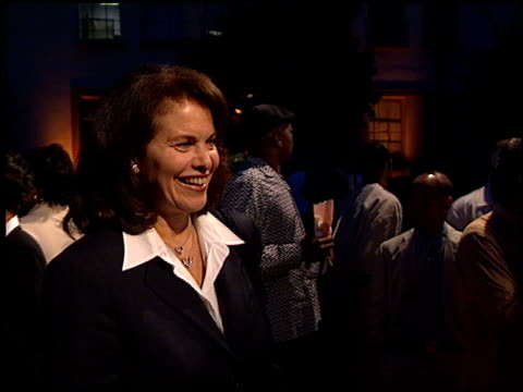 sherry lansing at the 'hardball' premiere at paramount studios in hollywood california on september 14 2001 - paramount studios stock videos and b-roll footage