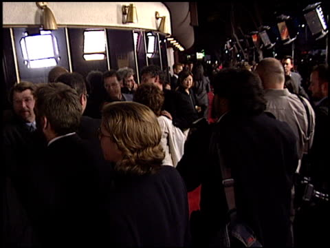 Sherry Lansing at the Premiere of 'The Core' on March 25 2003