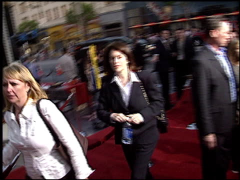 Sherry Lansing at the Premiere of 'The Italian Job' at Grauman's Chinese Theatre in Hollywood California on May 27 2003