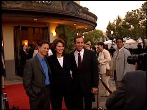 Sherry Lansing at the 'Snake Eyes' Premiere at Paramount Theater in Hollywood California on July 30 1998