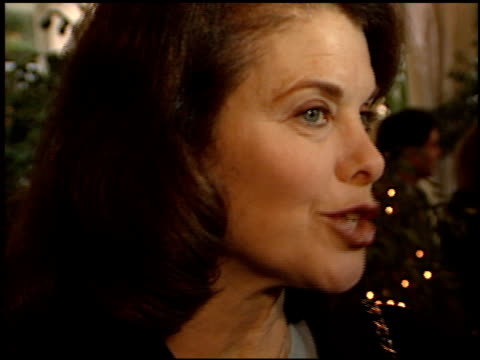 Sherry Lansing at the Women in Hollywood Luncheon at the Four Seasons Hotel in Beverly Hills California on November 16 1999