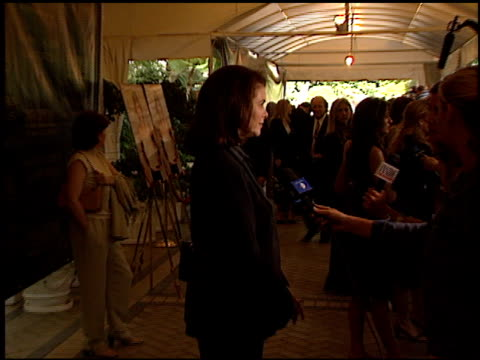 sherry lansing at the women in hollywood luncheon at the four seasons hotel in los angeles, california on october 22, 2001. - four seasons hotel stock videos & royalty-free footage