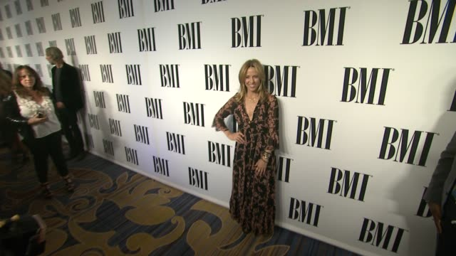 Sheryl Crow at 62nd Annual BMI Pop Awards in Los Angeles CA