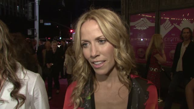 Sheryl Crow at the 10TH ANNIVERSARY OF YOPLAIT'S SAVE THE LIDS TO SAVE LIVES PROGRAM at Los Angeles CA