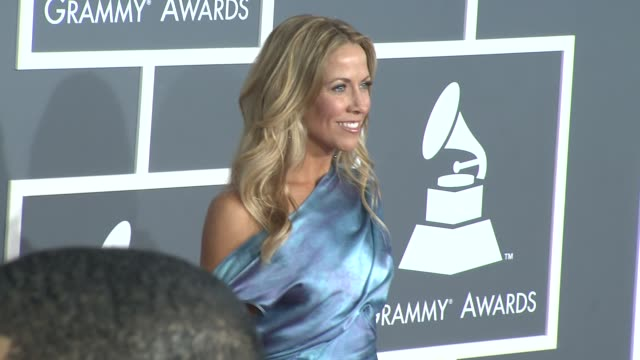 Sheryl Crow at the 51st Annual Grammy Awards Part 5 at Los Angeles CA