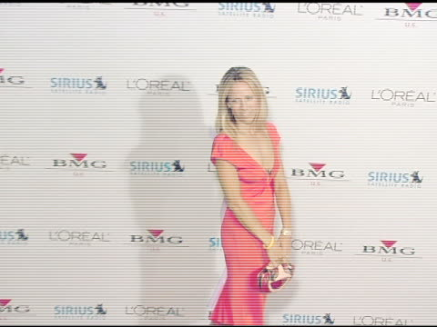 sheryl crow at the clive davis' 2005 pregrammy awards party arrivals at the beverly hilton in beverly hills california on february 12 2005 - sheryl crow stock videos & royalty-free footage
