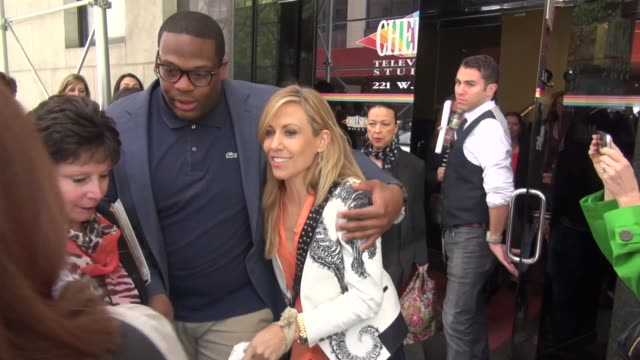 Sheryl Crow at 'The Wendy Williams Show' studio in New York NY on 5/1/13