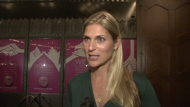 sheryl crow gabrielle reece at the 10th anniversary of yoplait's save the lids to save lives program at los angeles ca - gabrielle reece stock videos and b-roll footage
