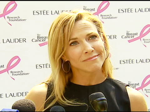 sheryl crow on her own battle with breast cancer on how she is doing on how it changed her life why it's important for celebrities to speak up and... - sheryl crow stock videos & royalty-free footage