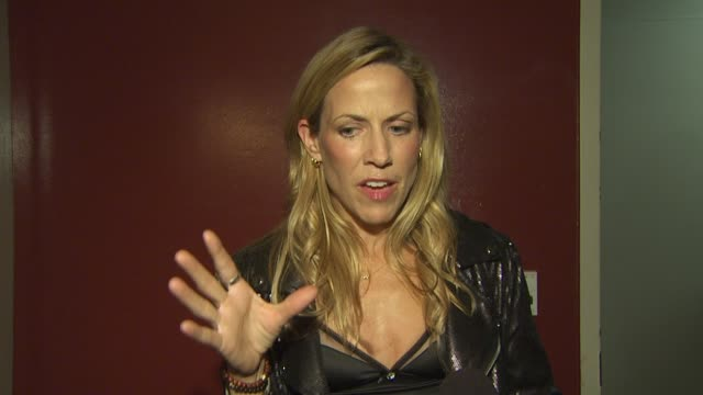 sheryl crow on the charity and tiger woods at the 5th annual tiger woods learning center block party at anaheim ca - sheryl crow stock videos and b-roll footage