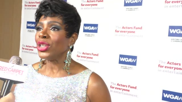 INTERVIEW Sheryl Lee Ralph talks about the Orlando Shootings at The Actors Fund's Tony Awards Viewing Gala at The Beverly Hilton Hotel in Beverly...