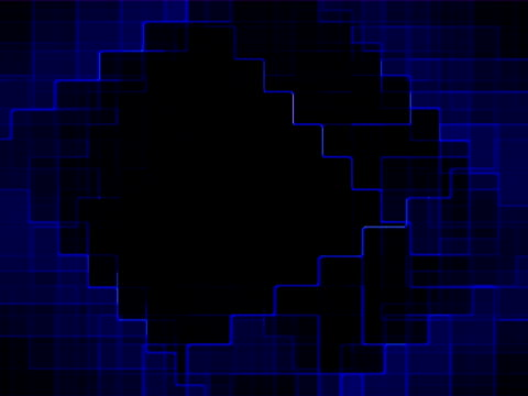 shifting blue zigzag pattern - zigzag stock videos & royalty-free footage
