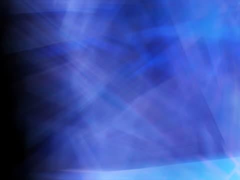 shining blue lights - partiell lichtdurchlässig stock-videos und b-roll-filmmaterial
