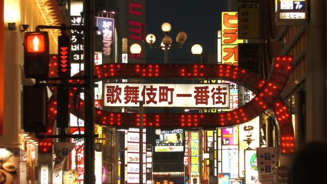 CU, ZO, WS, Shinjuku Ward at night, Tokyo, Japan
