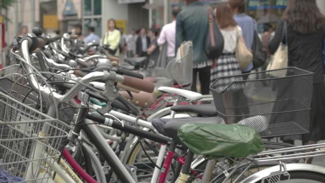 shinjuku,tokyo - saddle stock videos & royalty-free footage