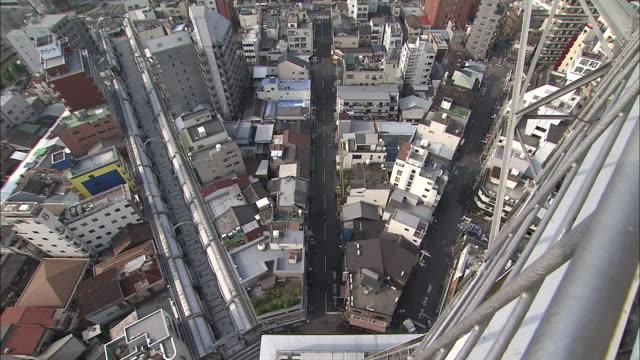 Shinsekai District, Osaka, Japan