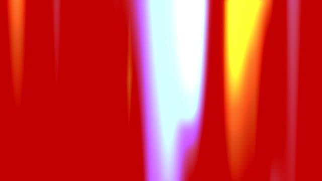 vídeos de stock, filmes e b-roll de tons brilhantes no fundo abstrato - imagem tonalizada