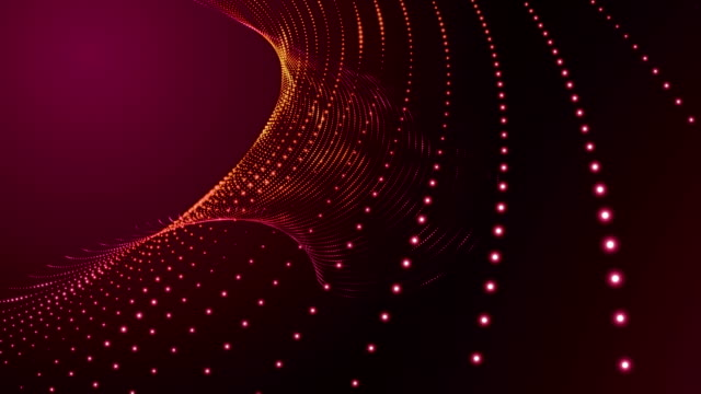 Shiny Red Background Loopable