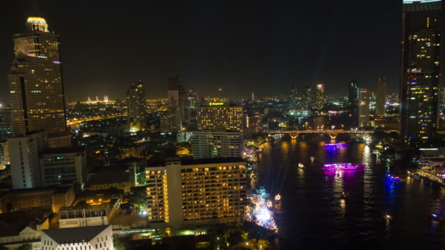ship in chaophraya river bangkok - 2016 stock videos and b-roll footage