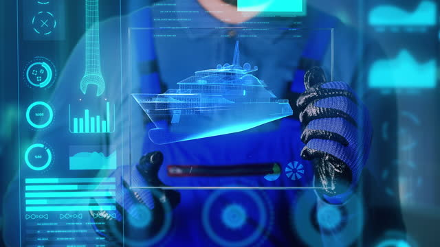 ship repairing - 4k resolution - repairing stock videos & royalty-free footage