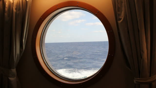 Ship Stateroom Porthole HD