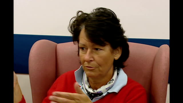 passengers rescued from stricken ship off isles of scilly; devon: int susanne carstensen interview sot - describes what happened on board - isles of scilly stock videos & royalty-free footage