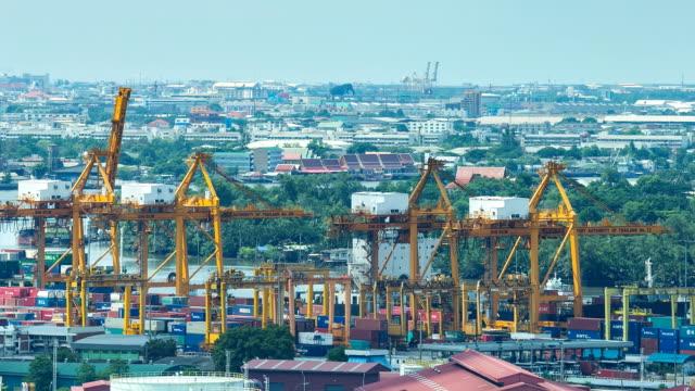 発送業界で、バンコク、タイ - warehouse点の映像素材/bロール