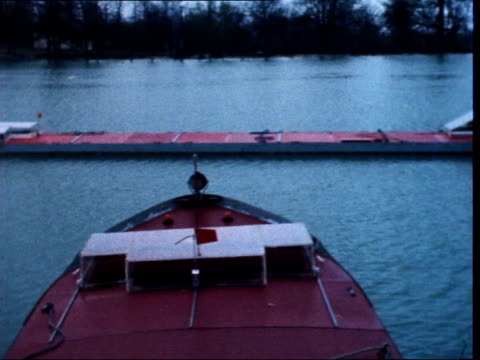 "training for tanker captains:; france: grenoble: training course for captain:? smallest ""tanker"" l-r on lake pan in tanker tanker on lake along... - workshop stock videos & royalty-free footage"