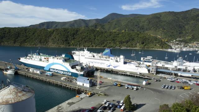 ships leave port - västerländsk text bildbanksvideor och videomaterial från bakom kulisserna