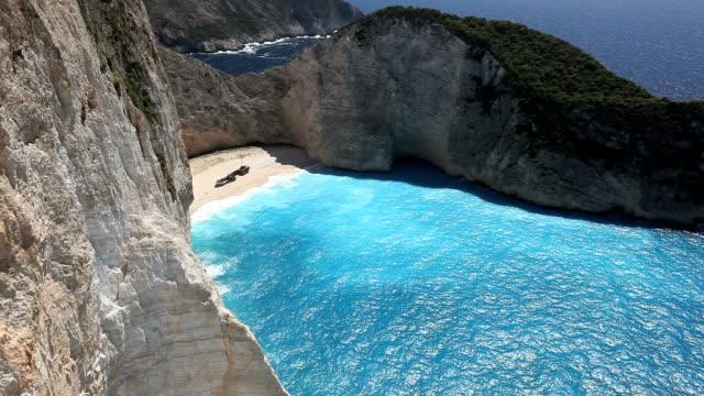 Shipwreck Bay Beach in Griechenland