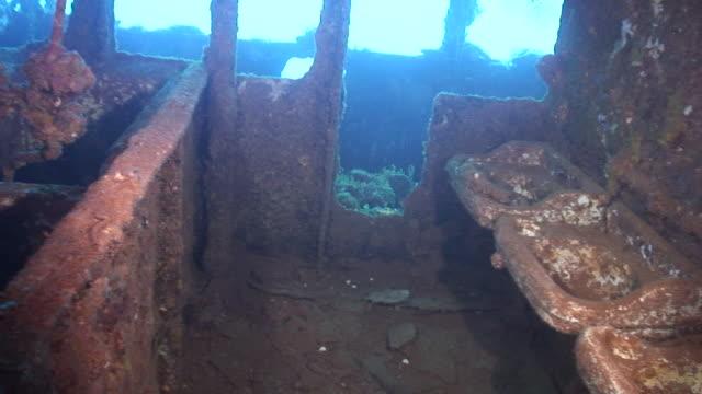 Shipwreck Sinks