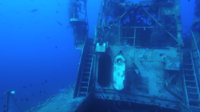 shipwreck  underwater - red sea stock videos & royalty-free footage