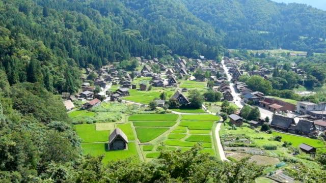 Shirakawago, Gasshozukuri