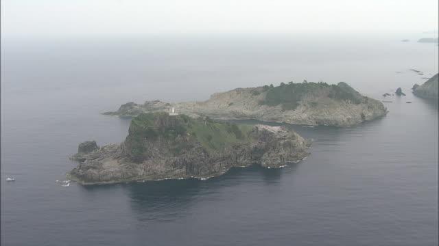 shirashima coast / oki islands - shimane prefecture stock videos & royalty-free footage