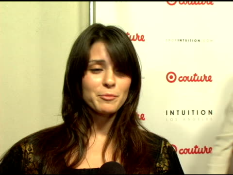 shiri appleby on target at the launch the target couture collection by intuition founder jaye hersh at social hollywood in hollywood california on... - jaye hersh stock videos and b-roll footage