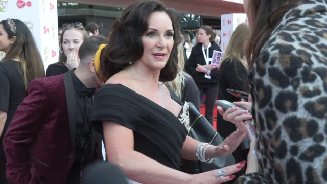 shirley ballas at the royal festival hall on may 12 2019 in london england - british academy television awards stock videos & royalty-free footage