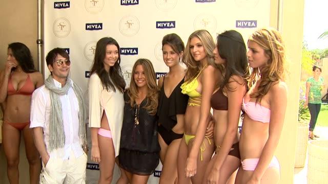 Shiro Gutzie Shay Todd at the NIVEA / Shay Todd Memorial Day Weekend Malibu 'Bikini Bash' at Malibu CA