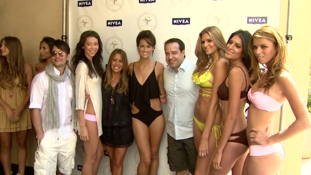 Shiro Gutzie Shay Todd Nicolas Maurer at the NIVEA / Shay Todd Memorial Day Weekend Malibu 'Bikini Bash' at Malibu CA