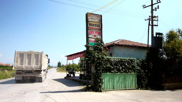 Shkoder in Albania