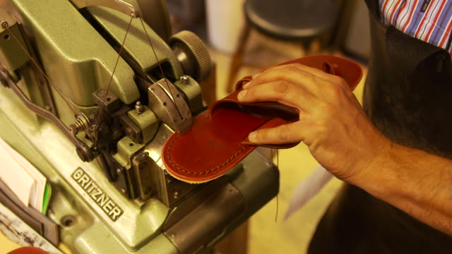 shoemaker - handwerker stock videos & royalty-free footage