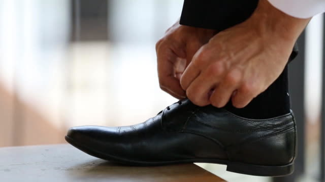 shoes - suit stock videos & royalty-free footage