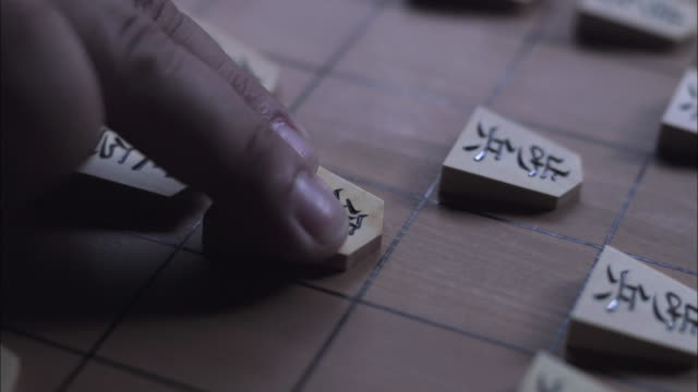 Shogi Japanese chess game