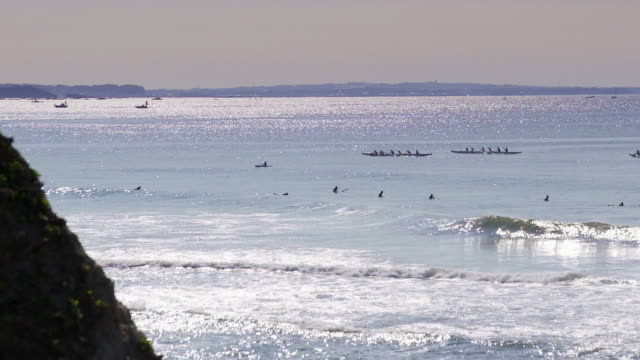 shonan coast - 相模湾点の映像素材/bロール